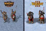 Фанат сравнил модели юнитов и построек из Warcraft III и Warcraft III Reforged