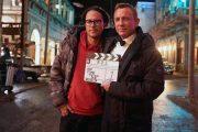 Съемки 25-го фильма бондианы завершены