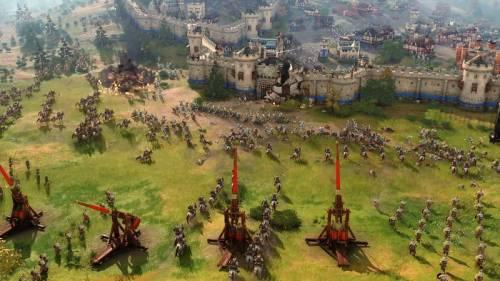 Microsoft не исключила возможности выпуска Age of Empires IV на консолях