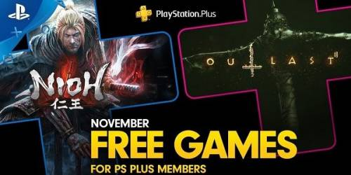 PlayStation Plus игры ноября 2019