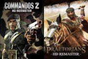 Ремастеры Commandos 2 и Praetorians выйдут на PC в январе. Консольные версии задержатся до весны