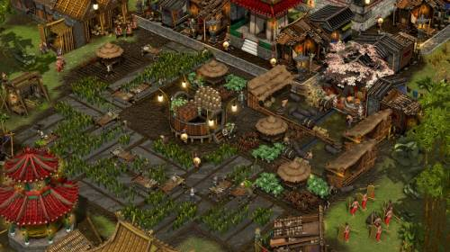 15 минут геймплея Stronghold Warlords записали на видео