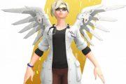 Новый рассказ и мини-событие в Overwatch посвятили Ангелу — одному из самых популярных героев игры