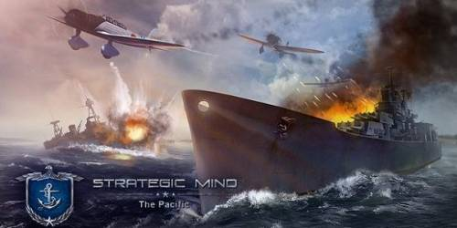 Strategic Mind: The Pacific – историческая стратегия от украинской студии Starni Games