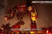 Генератор миссий в MechWarrior 5: Mercenaries стал главной темой нового трейлера игры