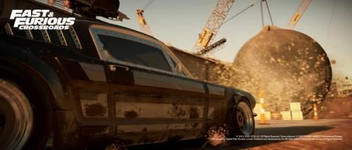 Игра по мотивам «Форсажа» с Вином Дизелем выйдет на PS4, Xbox One и ПК в 2020 году
