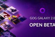 Сервис GOG Galaxy 2.0, объединяющий игры и друзей из разных клиентов, вступил в открытую «бету»