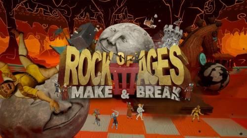 Rock of Ages 3: Make & Break дадут опробовать в январе — на ПК пройдёт закрытое альфа-тестирование