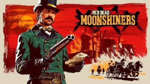 В Red Dead Online теперь можно стать самогонщиком