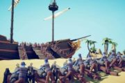 В Epic Games Store бесплатно раздают Totally Accurate Battle Simulator