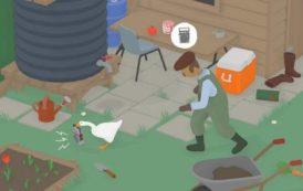 Untitled Goose Game про гуся-хулигана разошлась тиражом в миллион копий