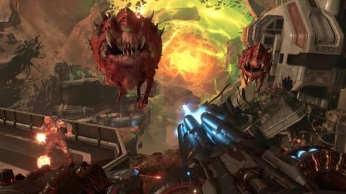 IGN опубликовал девять минут геймплея DOOM Eternal на одном из мастер-уровней