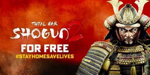 Оставайтесь дома и бесплатно качайте Total War: SHOGUN 2