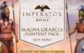 Для Imperator: Rome вышел Magna Graecia Content Pack (трейлер)