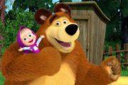«Маша и Медведь» в топе: Названы самые востребованные мультсериалы пандемии