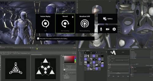NVIDIA выпустила Quadro Experience для продуктивной работы и комфортной игры на видеокартах Quadro
