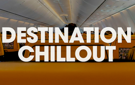 VA - Destination Chillout Orange Juice Records (2019) MP3
