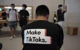 Microsoft намерена продолжить переговоры о покупке подразделений TikTok в ряде стран