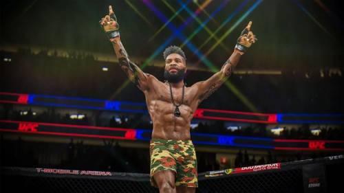 EA показывала рекламу в повторах EA Sports UFC 4