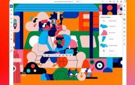 Adobe Illustrator стал доступен на iPad, но только с базовыми функциями