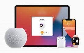 Apple добавила в HomePod поддержку Intercom и возможность работы с HomePod mini