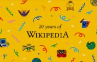 «Википедии» исполнилось 20 лет: 52 млн страниц, более 300 языков и девятое место в рейтинге самых посещаемых сайтов