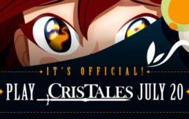 Олдскульная ролевая игра Cris Tales получила точную дату выхода — 20 июля