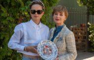 Кристина Асмус и Милош Бикович приступили к съёмкам комедии «Хочу замуж»